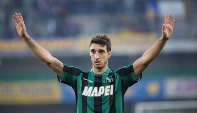 Vrsaljko, incaran alternatif Juventus