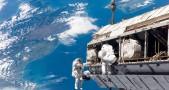 cara astronot jaga kesehatan di luar angkasa
