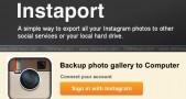 Download foto Instagram di komputer dengan Instaport