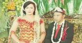 Foto pernikahan sejenis di boyolali antar waria & pria
