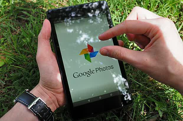 Bikin Aplikasi Dengan Google Photos