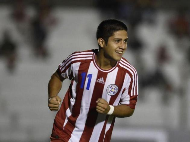 Sergio Diaz ke AS Roma [doc/football.co.uk]