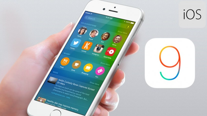 tips hemat kuota internet di iOS 9