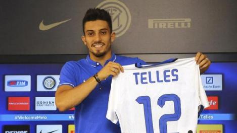 Inter Milan Siap Tebus Telles
