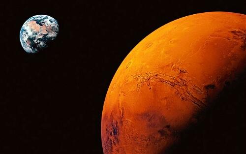 Tugas NASA sebelum kirim manusia ke planet mars