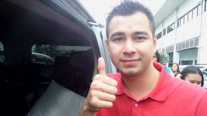 Raffi Ahmad minta maaf lecehkan wartawan