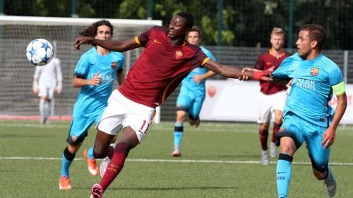 Umar Sadiq, Pemain Masa Depan AS Roma