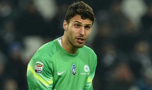 Sportiello resmi ke AS Roma