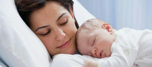 Manfaat menyusui bagi ibu