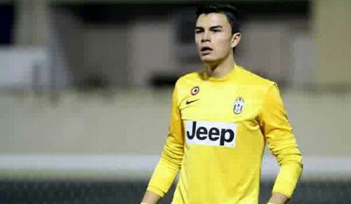Audero kiper muda Juventus diincar Inter Milan