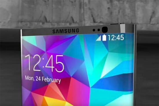 Prediksi konsep Samsung Galaxy S7