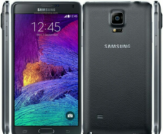Cara factory reset Samsung Galaxy Note 4