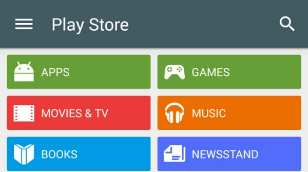 Cara bersihkan Google Play Store
