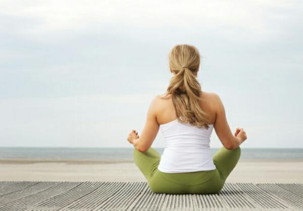Meditasi untuk mengatasi depresi