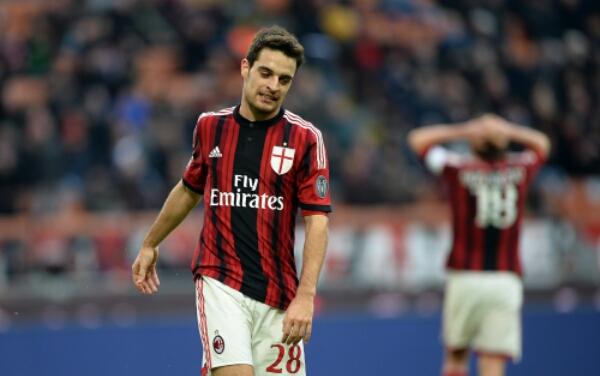 Bonaventura berulah di AC Milan