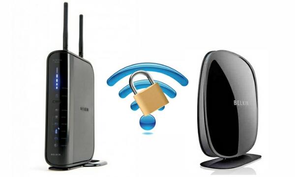 Cegah pencurian koneksi Wi-Fi