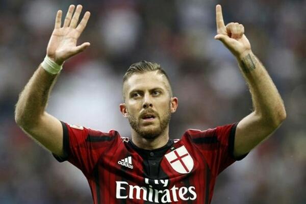 Meski cedera, Menez salah satu pemain terbaik AC Milan 2015
