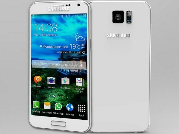 ubah ringtone Samsung Galaxy S6