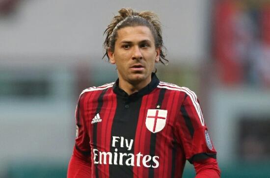 AC Milan Rugi Pinjam Cerci