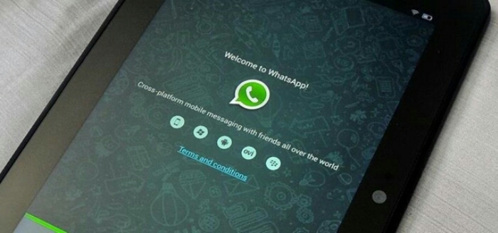 Cara instal WhatsApp di tablet