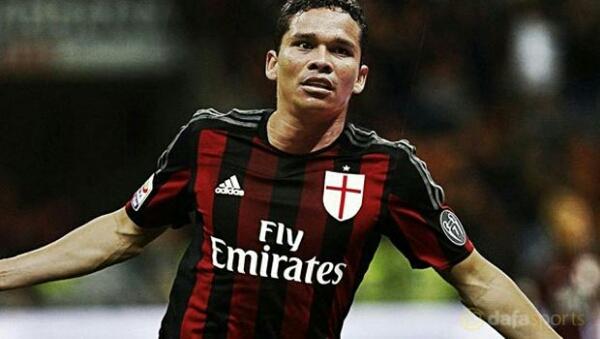 Miha bersyukur AC Milan rekrut Bacca