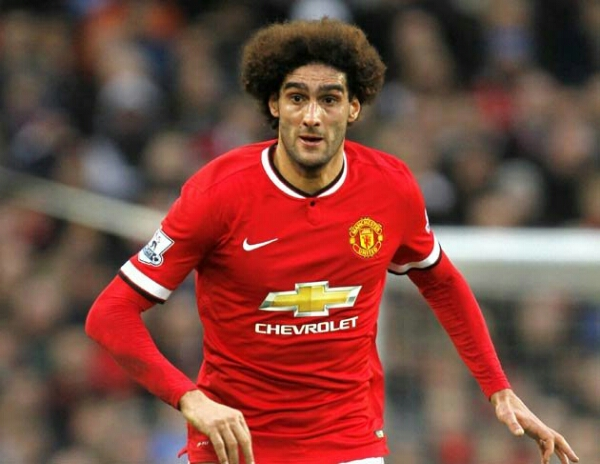Fellaini, pilihan alternatif AC Milan