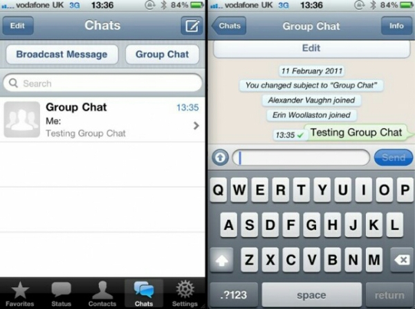 Cara nonaktifkan suara grup chat WhatsApp