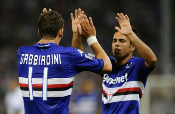 Duet Eder - Gabbiadini di Inter Milan..?