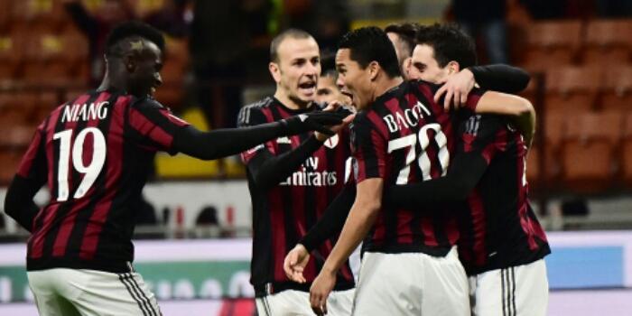 Laga Penting AC Milan Di Putaran Kedua 2015/16