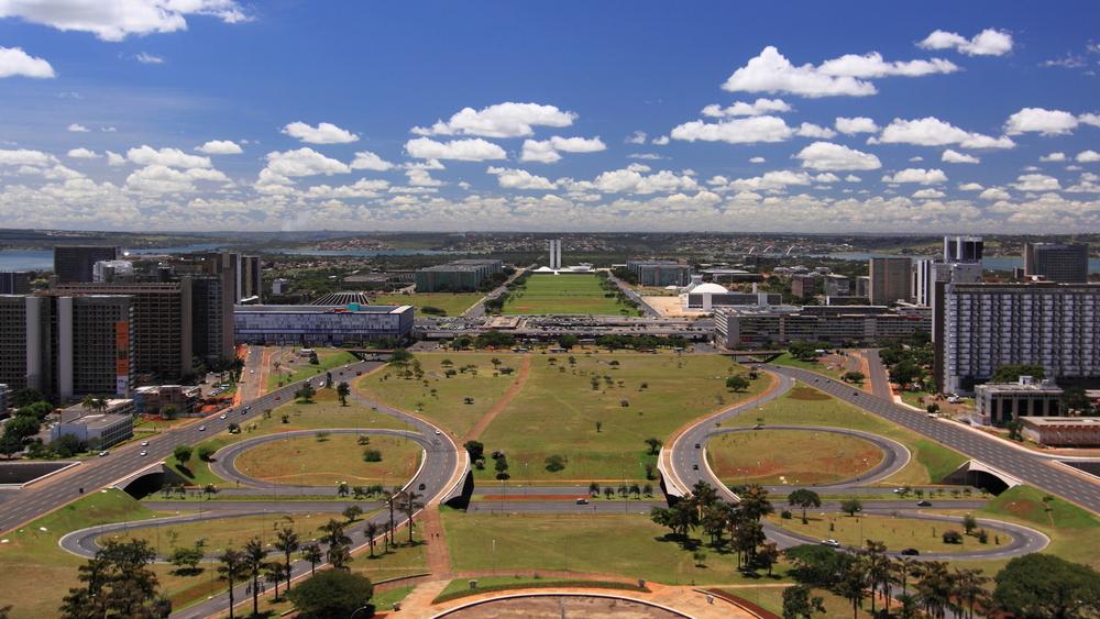 skyline-of-Brasilia