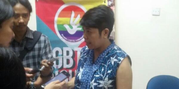 Permintaan ketua Arus Pelangi LGBT kepada Presiden Jokowi