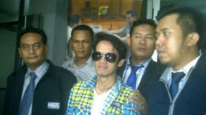Foto Reza Pahlevi, eks Dai Cilik mengaku korban pelecehan seksual Indra Bekti