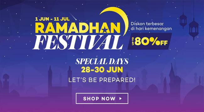 Lazada Ramadhan Sale
