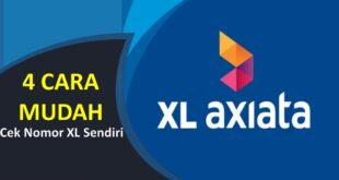 Cara Cek Nomor XL Sendiri