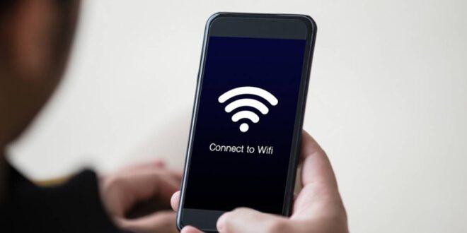 hp tidak bisa connect wifi