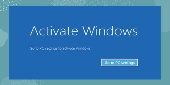 cara menghilangkan tulisan activate windows go to settings to activate windows