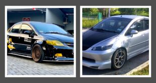 honda city 2004 modif