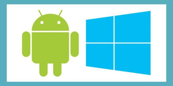 mengubah sistem android menjadi windows