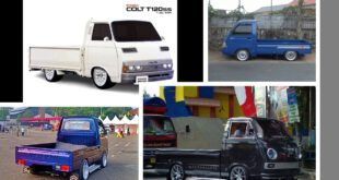 modif colt t120 pick up